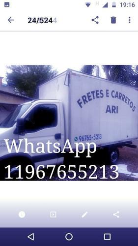 Imagem 1 de 1 de Mudanças E Carretos Ari ..telefone 11 96765-5213