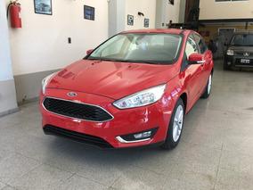 Ford Focus Iii Sedán 2018 0km
