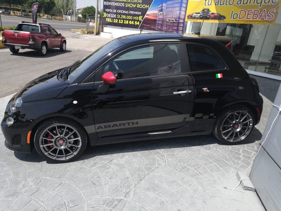 Fiat 500 Abarth Mt 2019