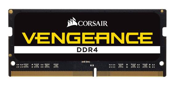 Memoria RAM 16GB 2x8GB Corsair CMSX16GX4M2A2400C16
