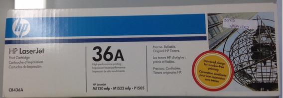 Toner 36a Hp