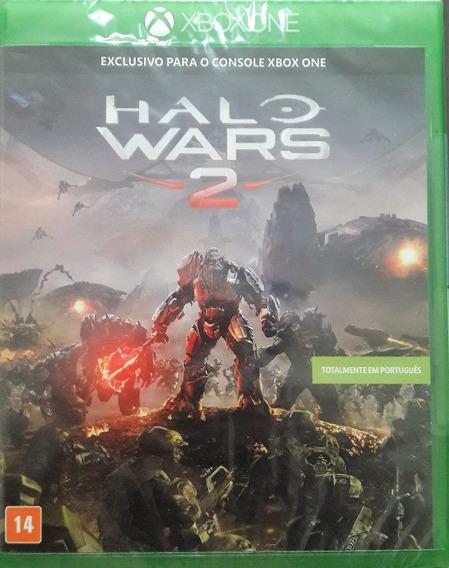Halo Wars 2 - Mídia Física