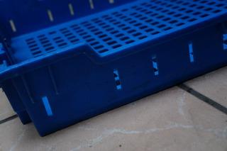 Cajas Caladas Cajas De Plastico