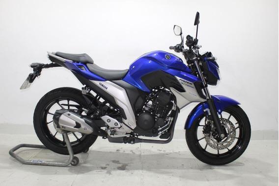 Yamaha Fz25 Fazer Abs 2019 Azul