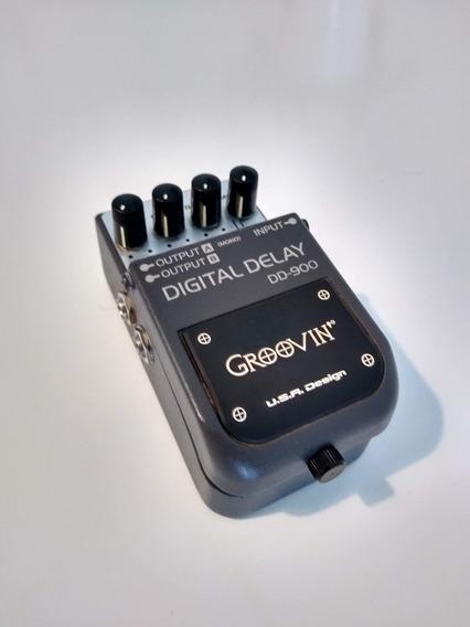 Pedal Groovin - Digital Delay Dd900