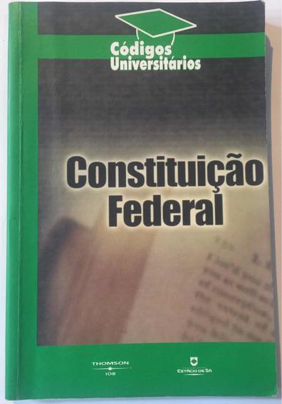 Constituição Federal - 2005 - Códigos Universitários