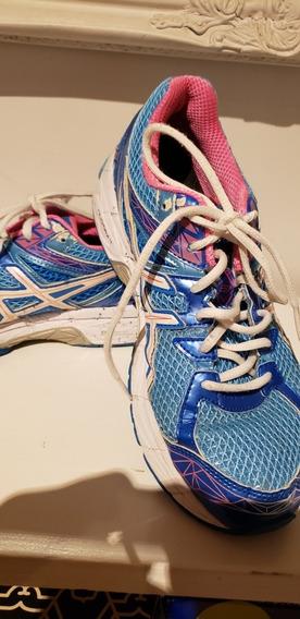 Zapatillas Asics Gt 1000 Mujer 38.5