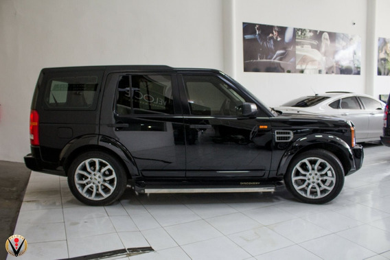 Land Rover Discovery 3 Se 2007/2008