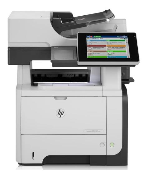 Impressora Hp Multifuncional Laserjet Enterprise 500 M525