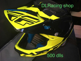 Casco Fly Carbono. 2018 Talle Xs
