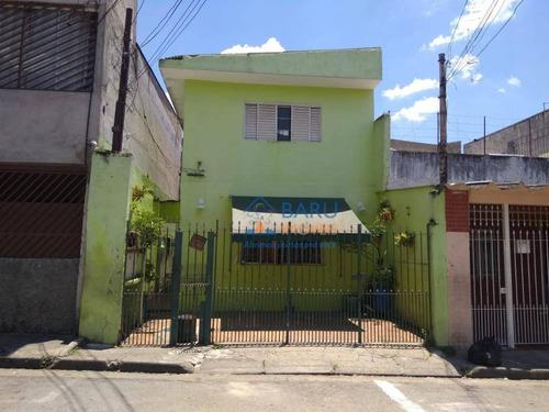Casa Com 2 Dormitórios À Venda Por R$ 260.000,00 - Brasilândia - São Paulo/sp - Ca10677