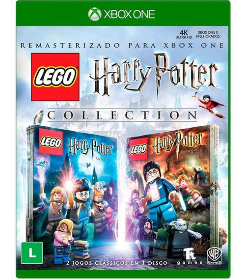 Lego Harry Potter Collection Xbox One Midia Fisica