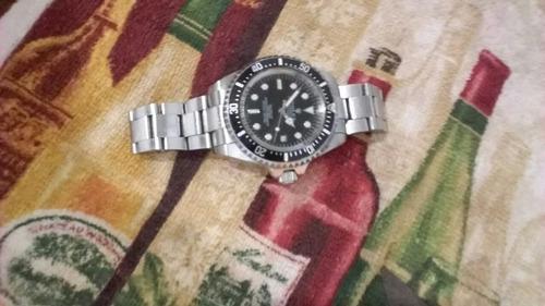 Rolex Oyster Deepsea Sea-dweller 12800ft=3900m
