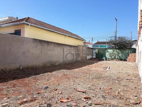 Imagem 1 de 3 de Terreno À Venda, 277 M² Por R$ 300.000,00 - Vila Industrial - Campinas/sp - Te0601