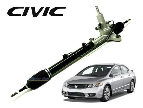 Caixa De Direção Hidráulica New Civic 2008