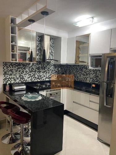 Imagem 1 de 18 de Apartamento À Venda Por R$ 305.000,00 - João Aranha - Paulínia/sp - Ap0558