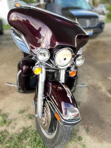 Imagen 1 de 14 de Harley Davison Electra Glade Ultra