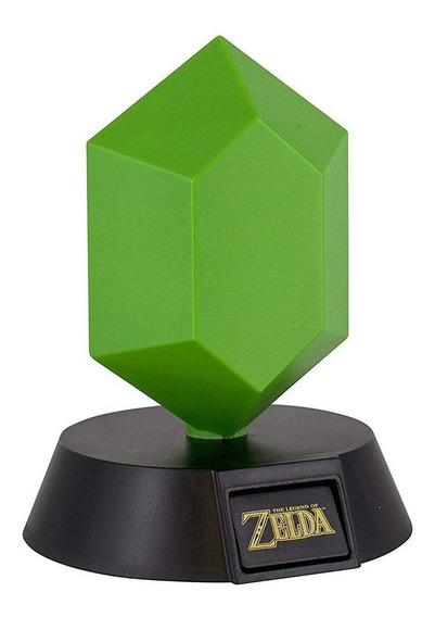 Luminaria Green Rupee Verde Paladone The Legend Of Zelda