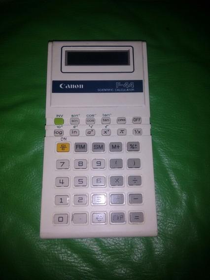 Leio O Anúncio - Calculadora Scientific Canon F-44