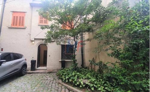 Imagem 1 de 20 de Ref 12.839 Excelente Casa Comercial Localizado  Bairro Higienópolis, Com 1 Vaga De Garagem, 186 M² De A.c, 112 M² De A.t. Zoneamento Zeu - 12839