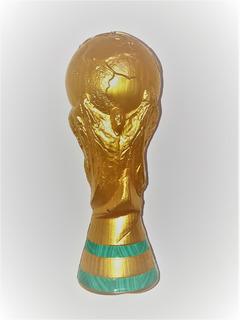 Trofeo Copa Del Mundo Alcancia Plastica