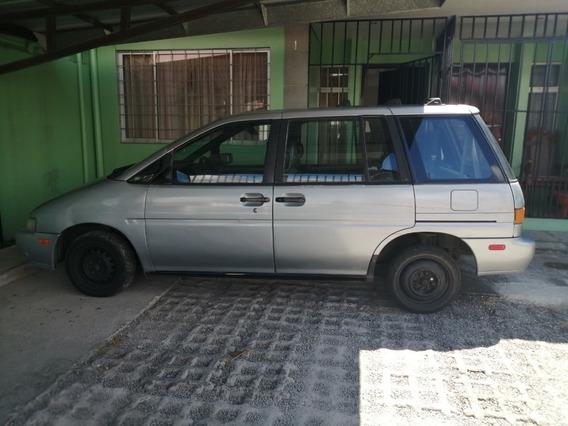 Nissan Axxes 1990, Usado / Sirve Para Repuestos
