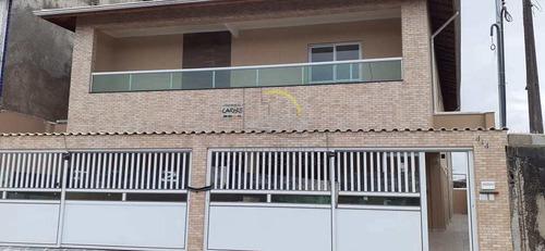 Imagem 1 de 23 de Casa De Condomínio Com 2 Dorms, Quietude, Praia Grande - R$ 185 Mil, Cod: 2003 - V2003