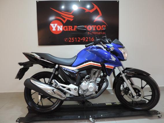 Honda Cg 160 Titan 2019 C/662 Km