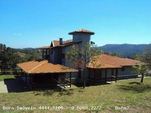 Imagem 1 de 18 de Chácara Rural À Venda, São Vicente, Mairiporã. - Ch0088