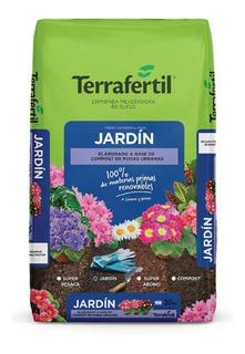 Tierra Fértil Para Jardín Terrafertil 20lts - Up! Growshop