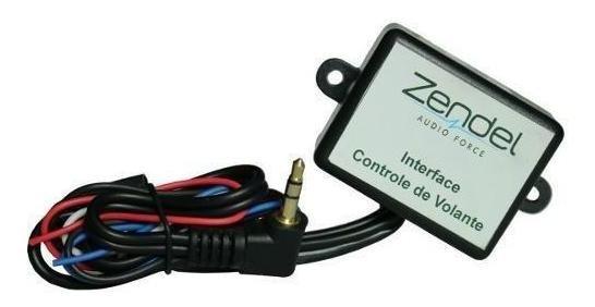 Interface Controle De Volante Zendel