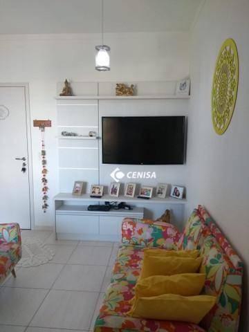Imagem 1 de 30 de Apartamento Com 3 Dormitórios À Venda, 68 M² - Jardim Sevilha - Indaiatuba/sp - Ap1164