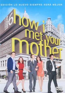 How I Met Your Mother Como Conoci Tu Madre Temporada 6 Dvd
