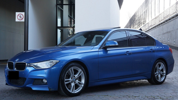 Bmw Serie 3 335i Sedan Pack M 2013 90.000 Kms