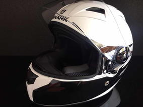 Capacete Vision R Series 2 Inko Wks White Shark