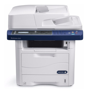 Impresora Multifuncion Xerox Workcentre 3325 Red Duplex