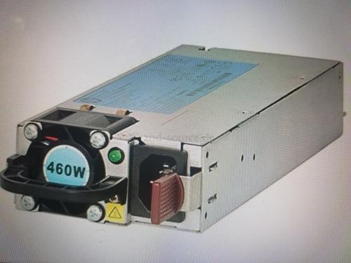 Fuente Hp Server 460w Common Slot Gold 499250-001