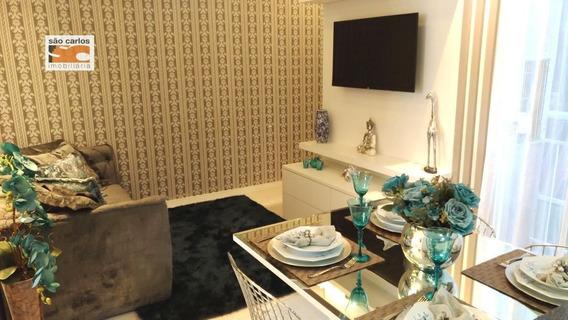 Apartamento A Venda No Bairro Centro Em Campo Largo - Pr. - 1522-1