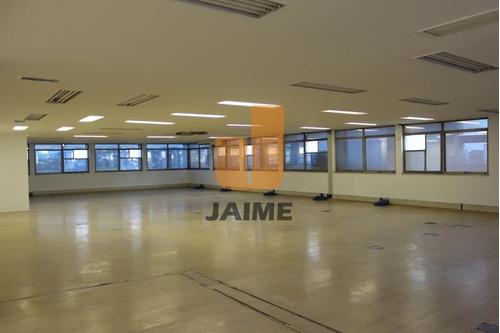 Laje Comercial, 517 Metros. Próximo À Marginal Pinheiros, Estação De Metrô E Ao Shopping Eldorado.  - Bi4661
