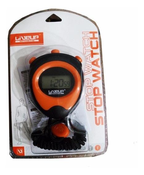 Cronômetro Progressivo De Mão Digital Com Alarme
