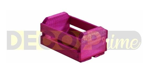 Mini Caixa De Feira 11,5x8x6.5 Cm Kit Com 10