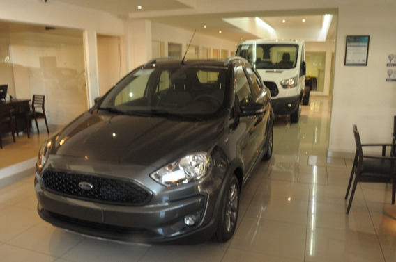Ford Ka Freestyle Sel 1.5l Mt