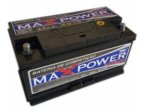 Bateria Para Som Maxpower 135ah Selada Linha Brutality