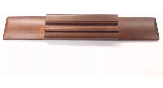Cavalete De Madeira Para Cordas Violão Nylon Zad C902