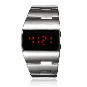 Relógio Led Vintage - Raridade - Novo - Importado