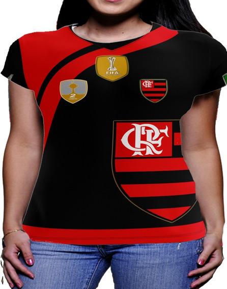 Camisa Flamengo Futebol Camiseta Blusa 2019 Time Torcida Rj