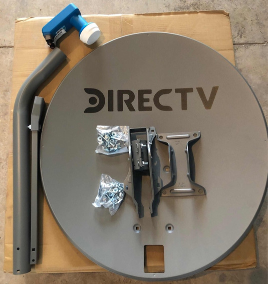 Antena Directv Completa Foto Real