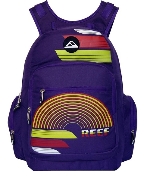 Exclusiva Mochila Reef Rf383 18 Pulgadas 100% Original