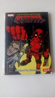 Deadpool Nº 2: Deadpool Vs. Sabretooth Ovni Press