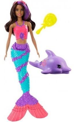 Barbie Sereia Mattel
